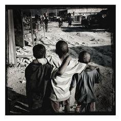 Haiti's Children Today Project - Ron Haviv