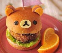 Inspiring image bear, food, kawaii, kawaii food #2205037 by LADY.D - Resolution 350x431px - Find the image to your taste