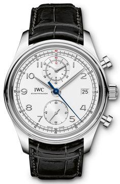 IWC Portuguese Chronograph Classic IW390403