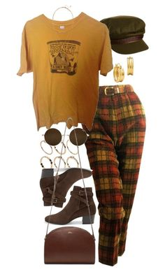 Harry's Clothes, Untitled by nikka-phillips featuring retro. Teen Fashion Outfits, Hippie Outfits, Retro Outfits, Vintage Outfits, Cool Outfits, Casual Outfits, 70s Inspired Fashion, 70s Fashion, Harry Styles Clothes