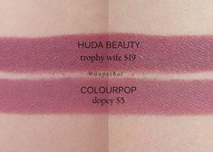 Skin Care Tips For Beautiful Skin - Lifestyle Monster Huda Beauty Lipstick, Lipstick Dupes, Beauty Dupes, Makeup Dupes, Liquid Lipstick, Makeup Brushes, Lipsticks, Makeup Products, Beauty Products
