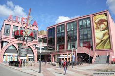 Alexa Shopping Center Berlin