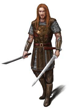 Harald The Red by dashinvaine.deviantart.com on @deviantART