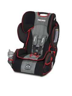 Found Our Car Seat RECARO Performance Sport Harness To Booster