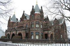 Sorg Mansion, Detroit, MI   (c.2009)