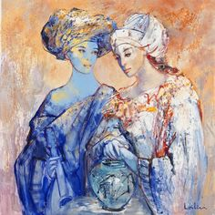 Maher Art Gallery: Hervé Loilier 1948 | French painter