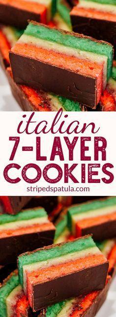 Italian 7 Layer Cookies | Venetian Cookies Recipe | Rainbow Cookies Italian | Rainbow Cookies Recipe | Italian Cookies Christmas | Christmas Cookies Recipes | Almond Paste Cookies | #italianfood #italiancookie #rainbowcookies #cookies #cookiesrecipes #christmascookies