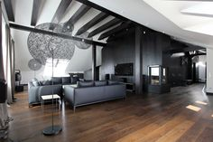 Luxury Penthouse 03 by Ramunas Manikas - CAANdesign | Architecture and home design blog