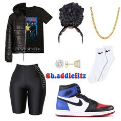 Best Picture For fall swag outfits For Your Taste You are looking for something, and it is going to Fall Swag Outfits, Baddie Outfits Casual, Swag Outfits For Girls, Cute Comfy Outfits, Dope Outfits, Retro Outfits, Summer Outfits, School Outfits, Teenage Girl Outfits