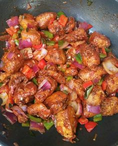 Sri Lankan style home made Chicken Deviled chili dry Veg Recipes, Curry Recipes, Indian Food Recipes, Chicken Recipes, Cooking Recipes, Healthy Recipes, Ethnic Recipes, Sri Lankan Recipes, Global Food
