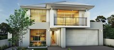 ligero - 2 Storey Perth Home Design