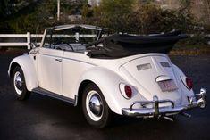 No Reserve: 1965 Volkswagen Beetle Cabriolet