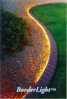 31 Landscape Lighting Ideas Walkways to Beautify Your Front Yard. Prior to you invest in any type of landscape lighting, ask yourself what your functions Landscape Lighting, Outdoor Lighting, Rope Lighting, Lighting Ideas, Lighting System, Yard Lighting, Unique Lighting, Exterior Lighting, Strip Lighting