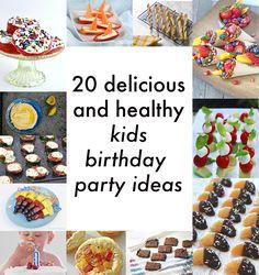 Healthy-kids-birthday-party-recipe-ideas