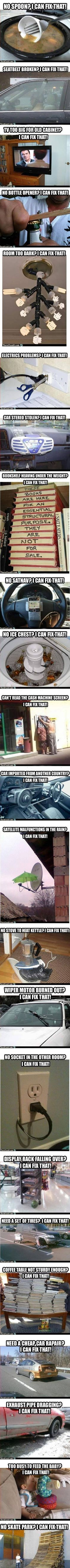 Well I Can Fix Everything
