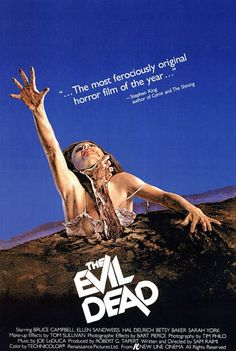 The Evil Dead - Review: The Evil Dead (1981) is directed by Sam Raimi as his…