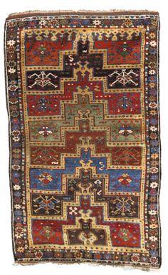 A Yuruk Prayer Rug, East Anatolia | lot | Sotheby's