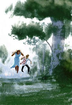 """""""Spring Showers!"""" by Pascal Campion 