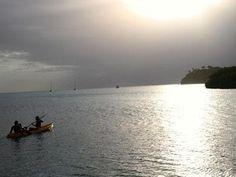 Kayak en San Andrés Islas, Colombia, inolvidable! http://www.sanandresislas.com.co/kayak-en-san-andres