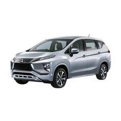 Harga Rp 221,050,000 – Rp 249,000,000 Mitsubishi Xpander 1.5L Exceed Mobil - Silver Metallic