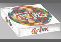 Centrix Box Art Unveiling, coming to Kickstarter February, 2018 Tabletop Games, Box Art, February, Board Games