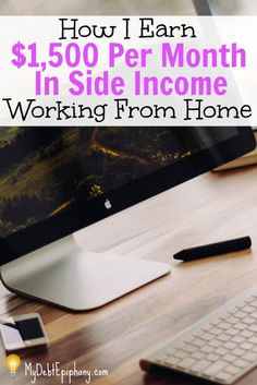 how to make money online work from whome