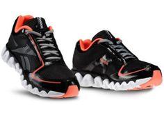 40c786115f5 Reebok Boys Black ZigLite Run - Youth Running Shoe