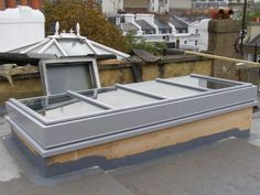 Lift-Top Roof Access Rooflight | Featured Installation | OBR