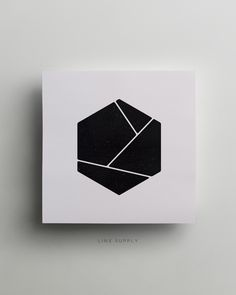 A poster part of our Daily Minimal series which follows a minimalistic geometry design style. Exclusive to Linx Supply.