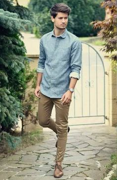 Dynamic Men Fashion Style Outfits For Summer | trends4everyone