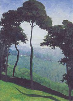 Félix Vallotton - Ansicht von Honfleur, Sommermorgen.jpeg