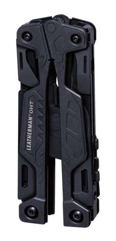 Leatherman One-Handed Multi-tool 3/ You can never go wrong giving a guy a leatherman as a gift.