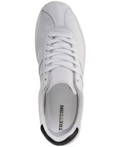 Tretorn Men's Camden Casual Sneakers from Finish Line - White 12