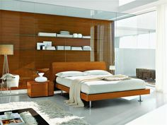 2014 Modern Furniture Design Ideas Wooden Bedroom