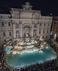 """1,649 Likes, 19 Comments - Culture Trip (@culturetrip) on Instagram: """"Rome, Italy: a city of magic, history and marvellous, marvellous fountains. Have you ever been? 🇮🇹…"""""""