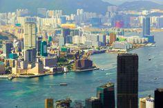'Puppeteer': Mini Hong Kong Shots by Harold de Puymorin