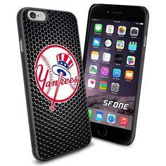 New York Yankees 1 MLB Blacknet Logo WADE5613 Baseball iPhone 6 4.7 inch Case Protection Black Rubber Cover Protector WADE CASE http://www.amazon.com/dp/B013VNZFIY/ref=cm_sw_r_pi_dp_hDyFwb0ZY0TBV