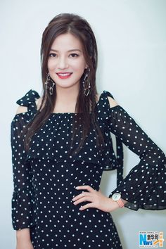 Zhao Wei at promo event | China Entertainment News
