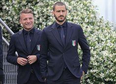 スーツを着たイタリア代表は、たぶん世界で一番かっこいい