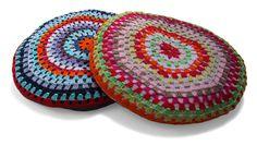19 beste afbeeldingen van rond kussen crochet doilies crochet