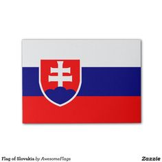 Flag of Slovakia Post-it® Notes