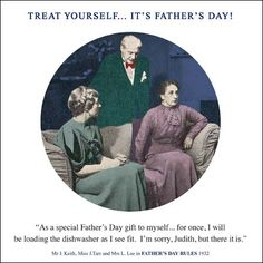 Cardmix Drama Queen Father's Day card 068118