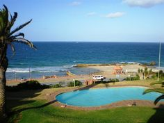 223 Brooks Hills Suites - This is a comfortable apartment situated in Summerstrand. Port Elizabeth's main beach front area. It is opposite the ocean and within walking distance to the swimming beaches. The apartment is also within ... #weekendgetaways #portelizabeth #southafrica
