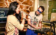 29 de julio a las 11.00h el flamenco pop electrónico de Marise Dísse nos visita en LH a Todo Ritmo