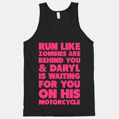 I want this for track! Love The Walking Dead!