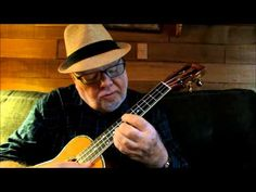Away In A Manger - Ukulele tutorial by Ukulele Mike Lynch . . . Chord/Melody arrangement