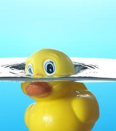 Rubber Duck by Arturo Goldberg, via 500px