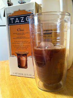 Chai Latte! So tasty!