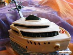 Jacht cake tutorial