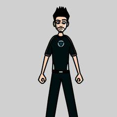 Iron Man 3 Armor Equip Animation by Z-studios on DeviantArt Marvel Avengers, Marvel Comics Superheroes, Marvel Funny, Marvel Heroes, Iron Man Cartoon, Marvel Animation, Iron Man Art, Ironman, Marvel Comic Universe
